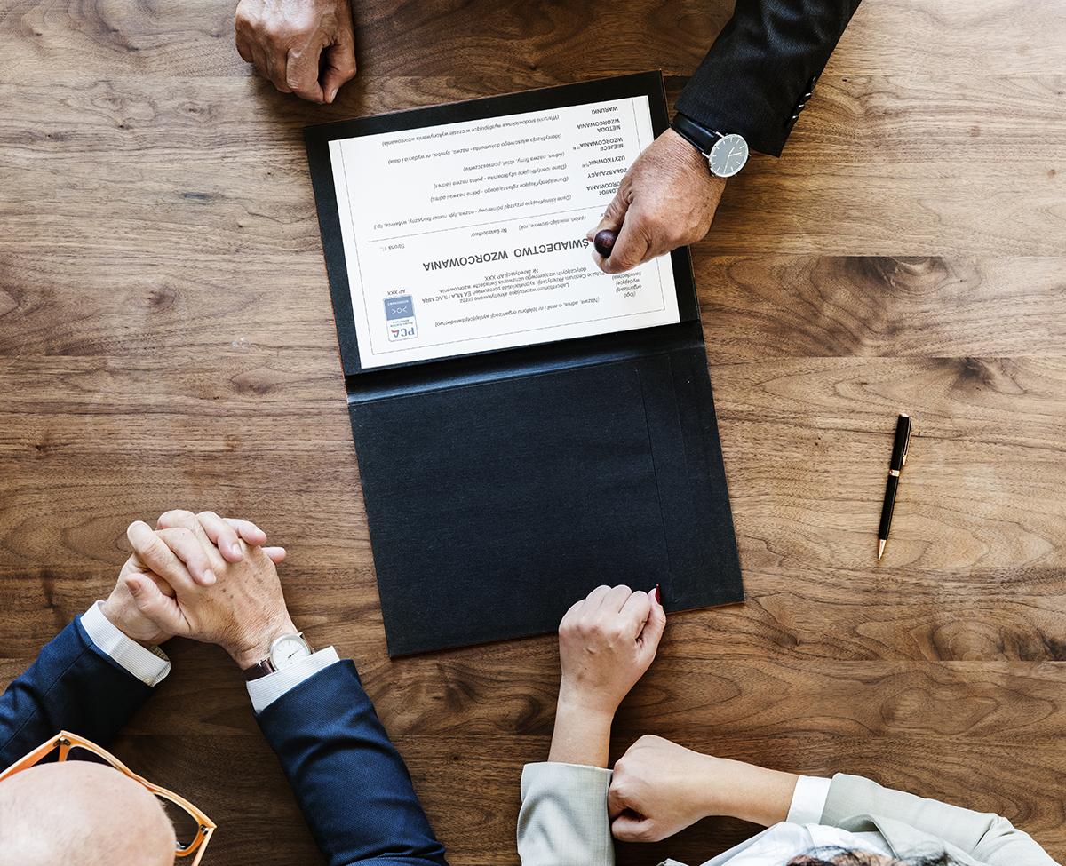Certyfikacja & akredytacja