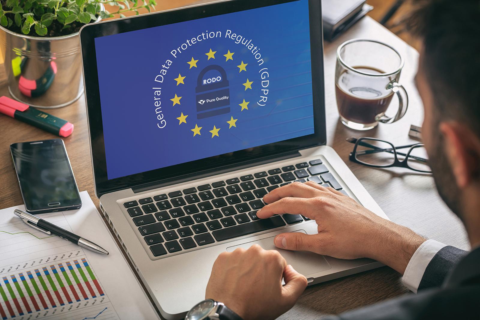 Ogólne rozporządzenie o ochronie danych osobowych - RODO
