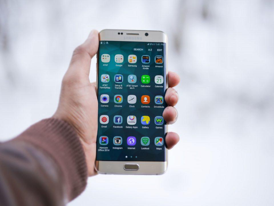 smartfon aplikacje